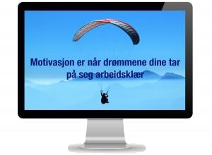 Motivasjon er