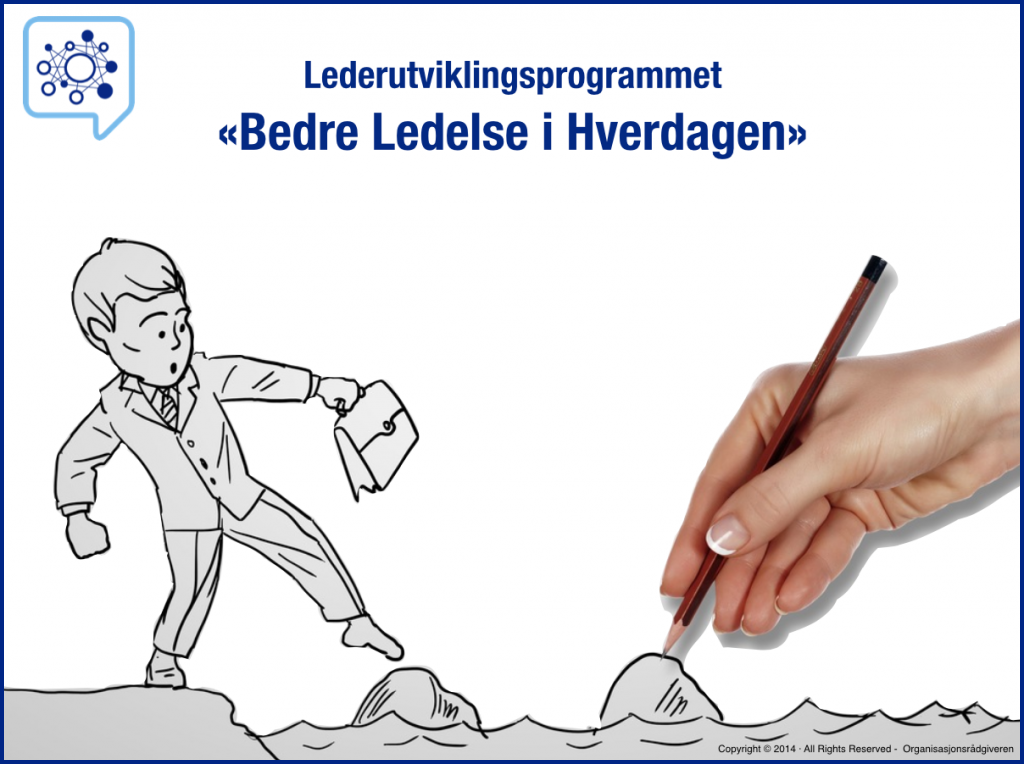 Ledelse Organisasjonsutvikling HR